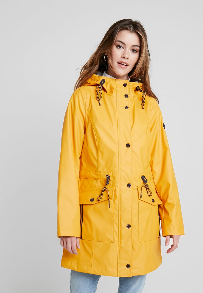 TOM TAILOR - Parka - merigold yellow