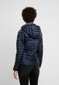 TOM TAILOR - SPORTIVE LIGHTWEIGHT JACKET - Veste d'hiver - sky captain blue - 2