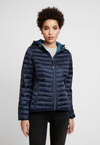 TOM TAILOR - SPORTIVE LIGHTWEIGHT JACKET - Veste d'hiver - sky captain blue - 0