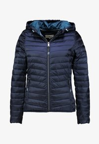 TOM TAILOR - SPORTIVE LIGHTWEIGHT JACKET - Veste d'hiver - sky captain blue - 4