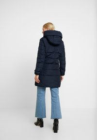 TOM TAILOR - COLD WINTER PUFFER - Vinterkåpe / -frakk - sky captain blue - 2