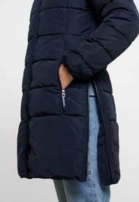 TOM TAILOR - COLD WINTER PUFFER - Vinterkåpe / -frakk - sky captain blue - 5