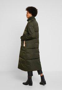 TOM TAILOR - PUFFER  - Winter coat - woodland green - 3