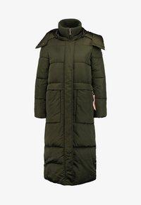 TOM TAILOR - PUFFER  - Winter coat - woodland green - 7