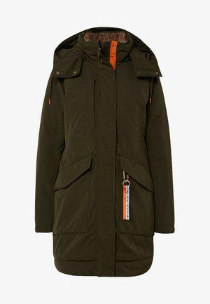 ARCTIC  - Winter coat - woodland green