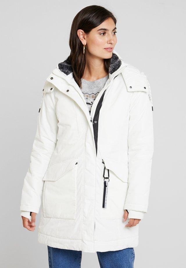 ARCTIC  - Winter coat - soft stone grey
