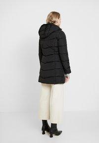 TOM TAILOR - CASUAL PUFFER COAT - Abrigo de invierno - black - 2