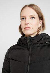 TOM TAILOR - CASUAL PUFFER COAT - Abrigo de invierno - black - 3