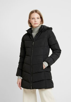 CASUAL PUFFER COAT - Winter coat - black