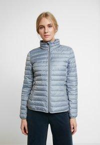 TOM TAILOR - ULTRA LIGHT WEIGHT JACKET - Light jacket - strut grey - 0
