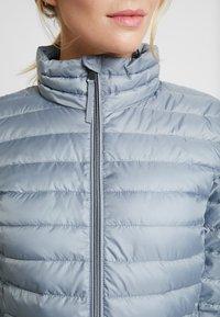 TOM TAILOR - ULTRA LIGHT WEIGHT JACKET - Light jacket - strut grey - 5