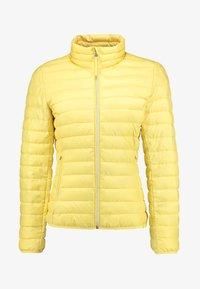 TOM TAILOR - ULTRA LIGHT WEIGHT JACKET - Light jacket - jasmine yellow - 3
