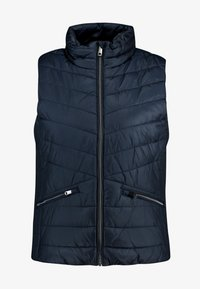 TOM TAILOR - ULTRA LIGHTWEIGHT VEST - Smanicato - sky captain blue - 4
