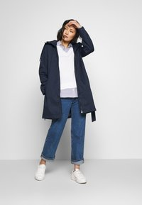 TOM TAILOR - SUMMERPARKA - Parka - sky captain blue - 1