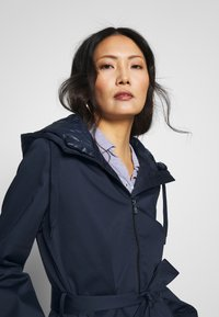 TOM TAILOR - SUMMERPARKA - Parka - sky captain blue - 3