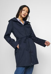 TOM TAILOR - SUMMERPARKA - Parka - sky captain blue - 0