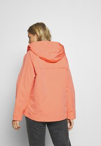 TOM TAILOR - SUMMER LIGHTWEIGHT JACKET - Kurtka wiosenna - fruity melon orange - 2