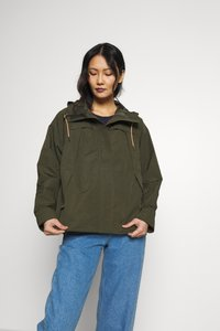 TOM TAILOR - SUMMER LIGHTWEIGHT JACKET - Summer jacket - woodland green - 0