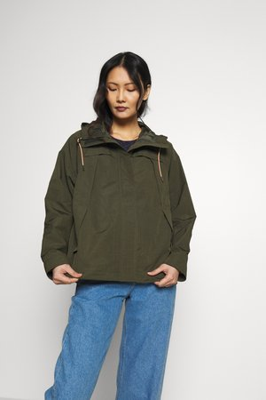SUMMER LIGHTWEIGHT JACKET - Lett jakke - woodland green