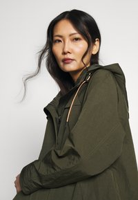 TOM TAILOR - SUMMER LIGHTWEIGHT JACKET - Summer jacket - woodland green