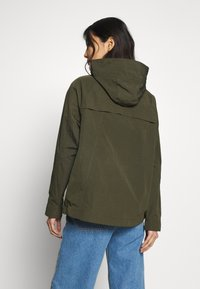 TOM TAILOR - SUMMER LIGHTWEIGHT JACKET - Summer jacket - woodland green - 2