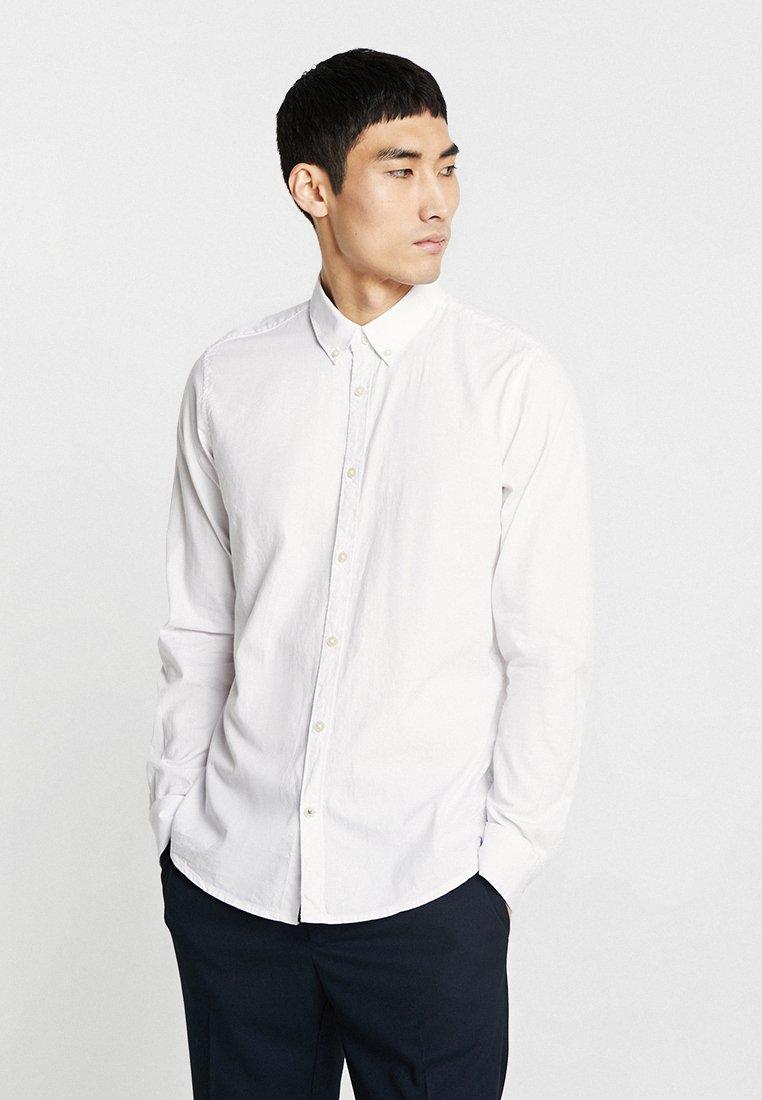 TOM TAILOR - FLOYD FINE BASIC - Hemd - white