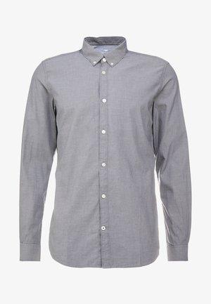 Shirt - grey chambray