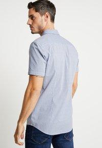 TOM TAILOR - FLOYD PRINTED - Shirt - navy blue - 2