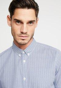 TOM TAILOR - FLOYD PRINTED - Shirt - navy blue - 3