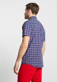 TOM TAILOR - CHECK PACKAGE SHIRT - Chemise - blue/red - 2