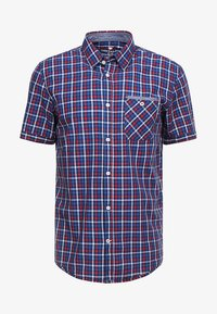 TOM TAILOR - CHECK PACKAGE SHIRT - Chemise - blue/red - 3