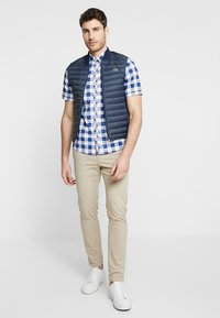 TOM TAILOR - RAY  - Chemise - mid blue washed - 1