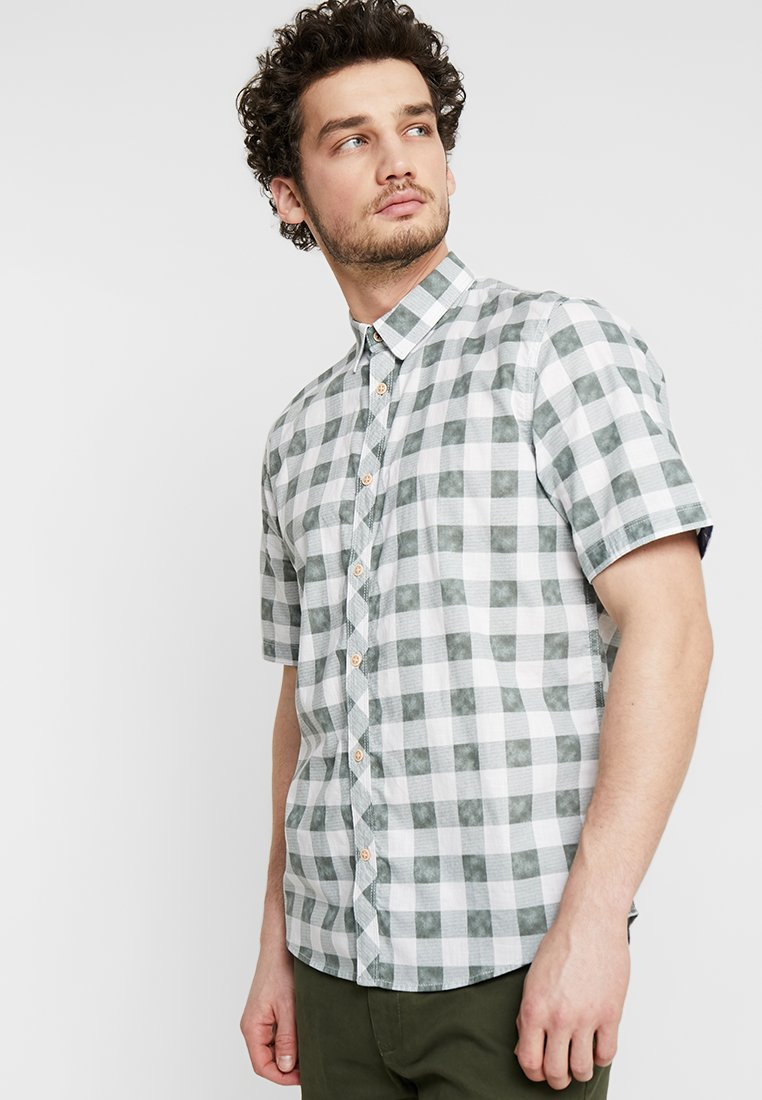 TOM TAILOR - RAY  - Shirt - washed olive green