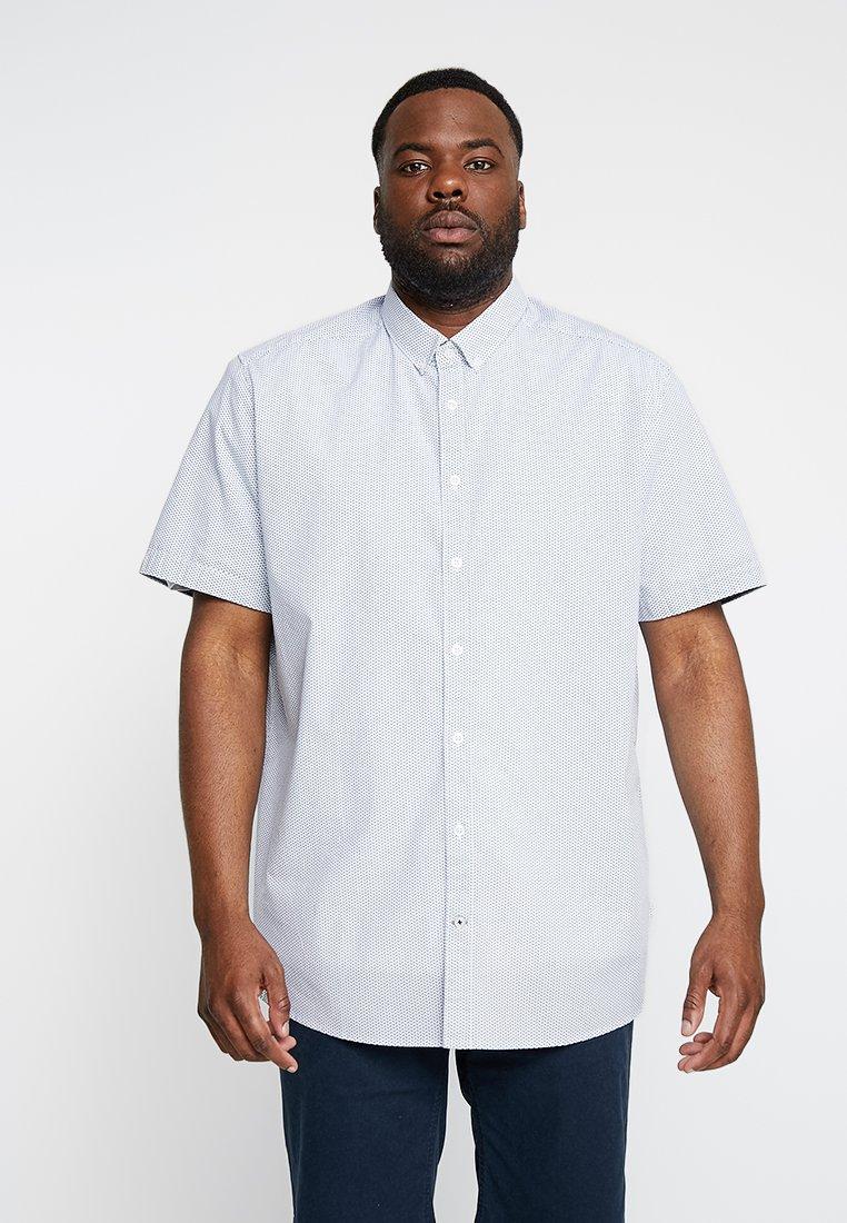 Stretch ShirtChemise Ray white Tailor Tom Blue sCtrhQd