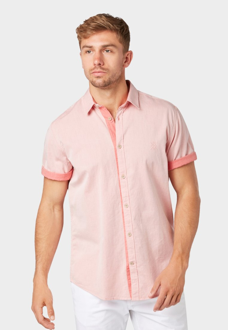 TOM TAILOR - RAY  - Shirt - red