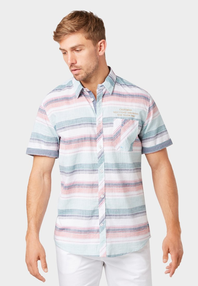 TOM TAILOR - Skjorte - multi-coloured