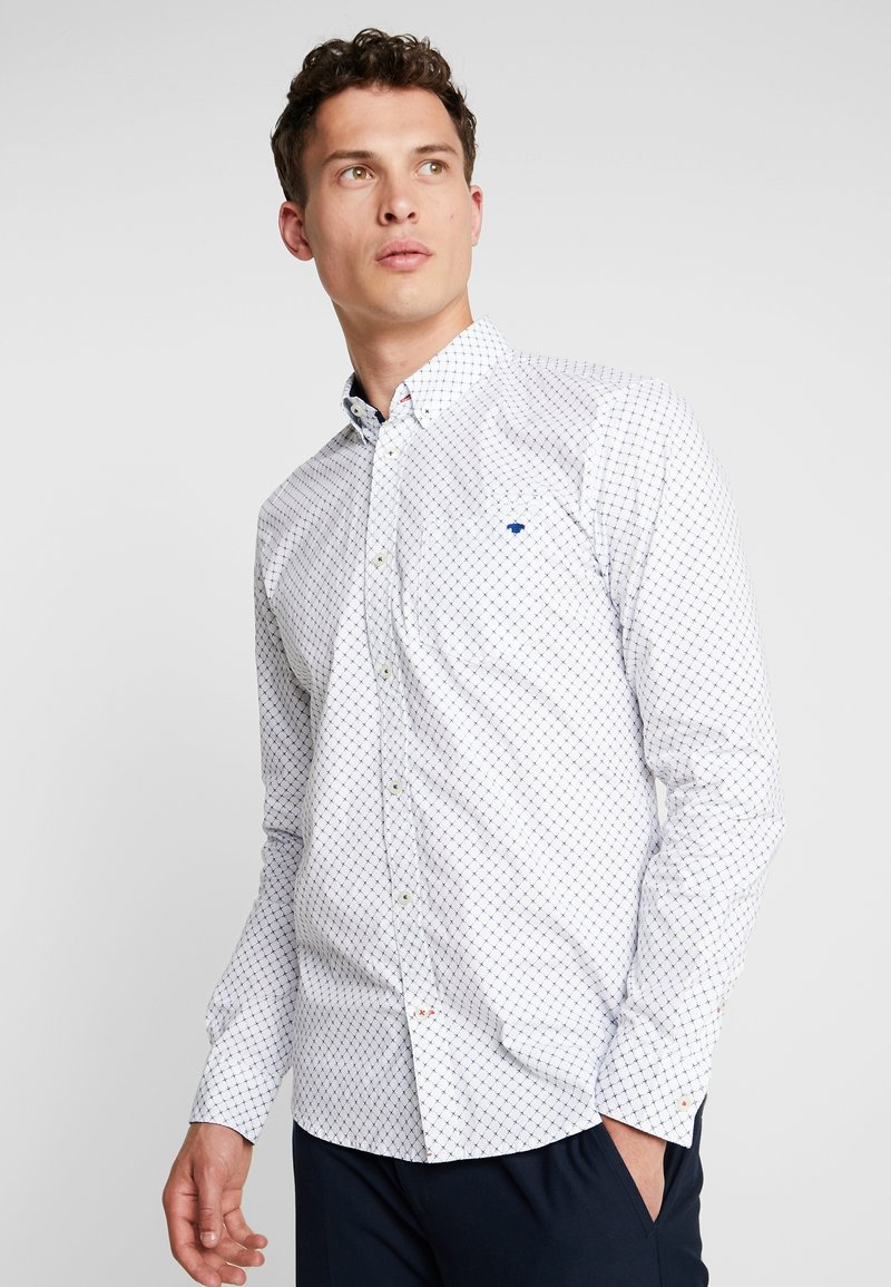 TOM TAILOR - FLOYD CONVERSATION - Shirt - white