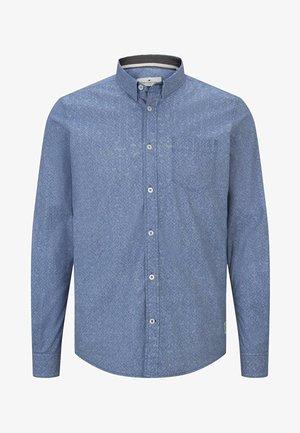 MIT ALLOVER - Camisa - blue