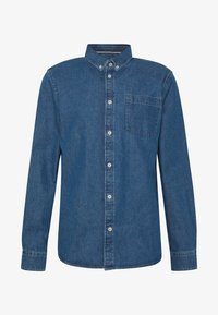 TOM TAILOR - RAY - Chemise - mid stone wash denim blue - 4