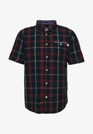 RAY CHECK SHIRT - Chemise - navy red big check /blue
