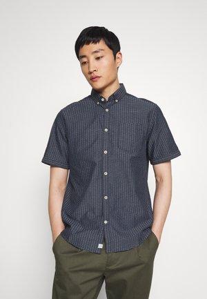 Camisa - navy/light blue