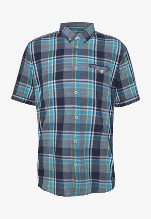 RAY COLOURFUL CHECK PACKAGE - Chemise - navy blue