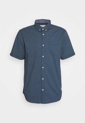 RAY MINIMAL - Camisa - navy blue