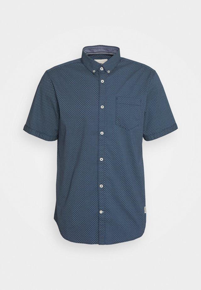 RAY MINIMAL - Chemise - navy blue