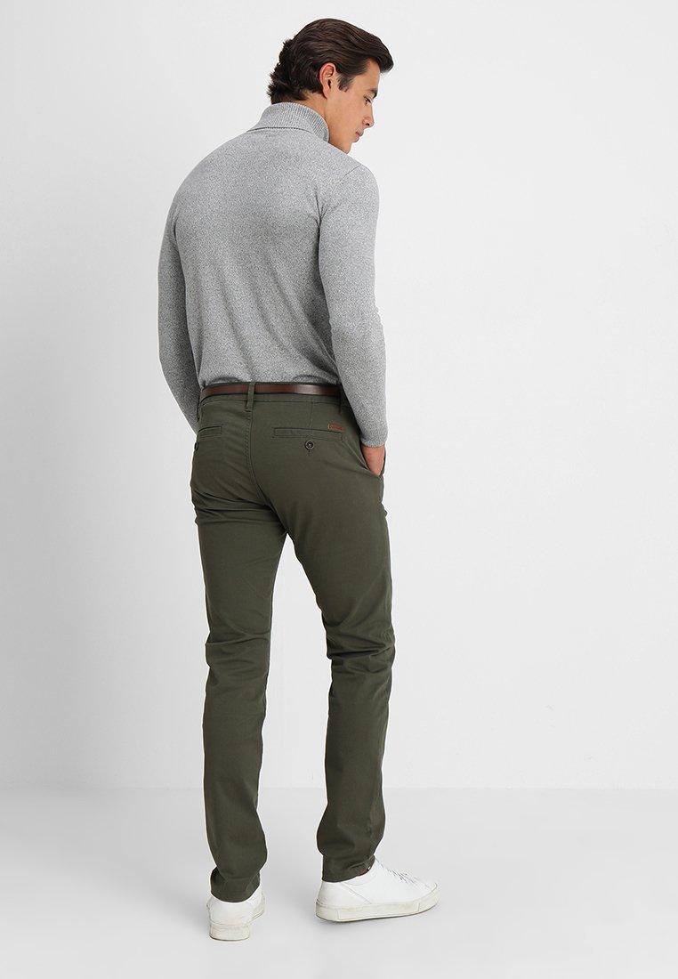Tailor EssentialPantalon Forest Green Deep Classique Tom QdCWrExeoB
