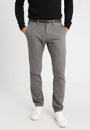 STRUCTURE - Trousers - grey