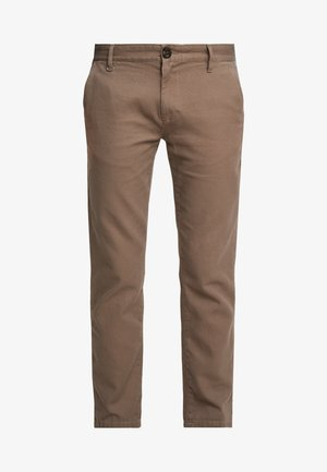 STRUCTURE - Chinos - morel brown