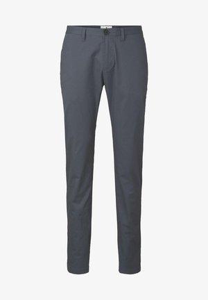 TECH  - Chinos - blueish grey