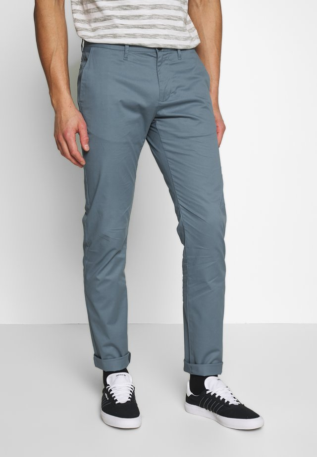 TECH  - Chinos - oriental sky blue
