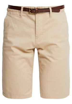 ESSENTIAL - Shortsit - smoked beige/brown